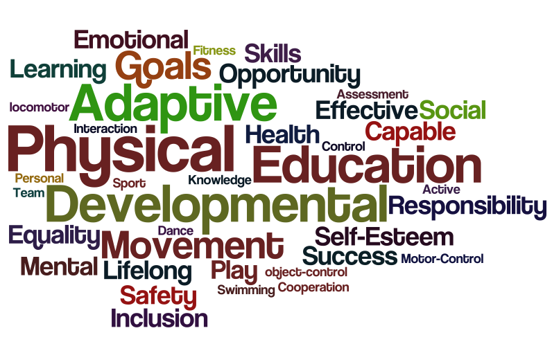 dissertation abstracts in physical education